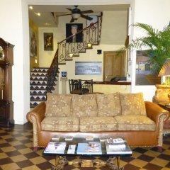 La Perla Hotel Boutique B&B интерьер отеля
