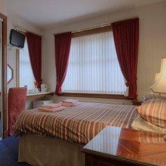 Отель Acer Lodge Guest House Эдинбург детские мероприятия