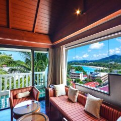 Отель Orchidacea Resort балкон