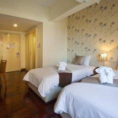 Отель Sakul House Таиланд, Бангкок - отзывы, цены и фото номеров - забронировать отель Sakul House онлайн комната для гостей фото 5