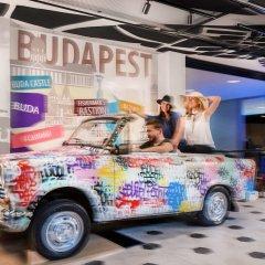 Отель Mercure Budapest Castle Hill городской автобус