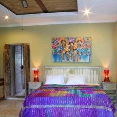 Отель Bayshore Villas Candi Dasa Индонезия, Бали - отзывы, цены и фото номеров - забронировать отель Bayshore Villas Candi Dasa онлайн комната для гостей фото 5