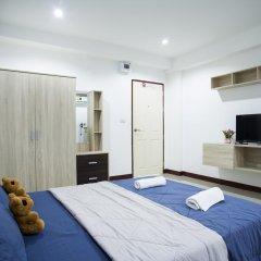 Отель Punsamon Place Бангкок комната для гостей