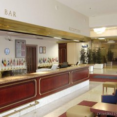 Hotel Palace Таллин интерьер отеля