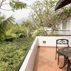 Отель Omatta Villa балкон