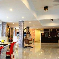 Krabi City View Hotel интерьер отеля
