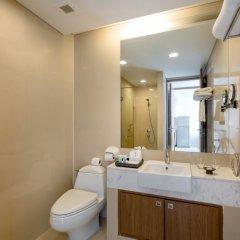 Отель Splash Beach Resort ванная фото 2