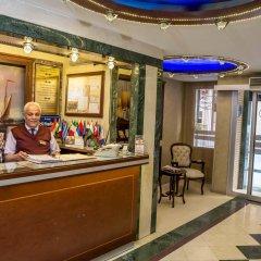 Hotel Pera Capitol интерьер отеля фото 3