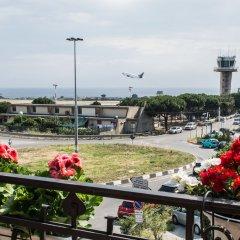 Отель Airport House B&B Италия, Реджо-ди-Калабрия - отзывы, цены и фото номеров - забронировать отель Airport House B&B онлайн балкон