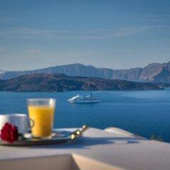 Отель William's Houses Греция, Остров Санторини - отзывы, цены и фото номеров - забронировать отель William's Houses онлайн приотельная территория фото 2