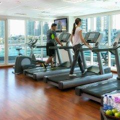 Dusit Residence Dubai Marina Hotel фитнесс-зал