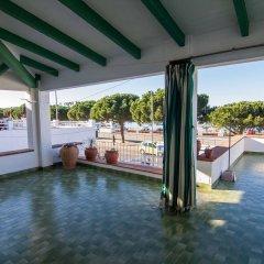 Отель Agi Casa Puerto Курорт Росес бассейн