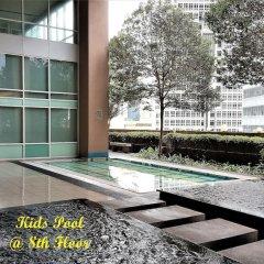 Отель Maytower Hotel & Serviced Apartment Малайзия, Куала-Лумпур - 1 отзыв об отеле, цены и фото номеров - забронировать отель Maytower Hotel & Serviced Apartment онлайн бассейн