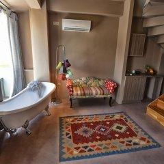 Отель Andronis Athens Греция, Афины - 1 отзыв об отеле, цены и фото номеров - забронировать отель Andronis Athens онлайн ванная фото 2