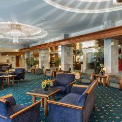 Отель Danubius Health Spa Resort Heviz Венгрия, Хевиз - 5 отзывов об отеле, цены и фото номеров - забронировать отель Danubius Health Spa Resort Heviz онлайн интерьер отеля фото 3