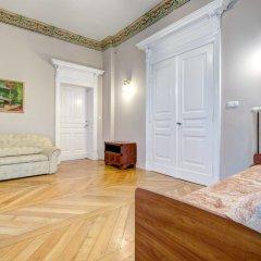 Отель Dom&House - Apartment Palace Residence Польша, Сопот - отзывы, цены и фото номеров - забронировать отель Dom&House - Apartment Palace Residence онлайн комната для гостей
