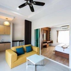 Отель Phutaralanta Resort Ланта комната для гостей фото 3
