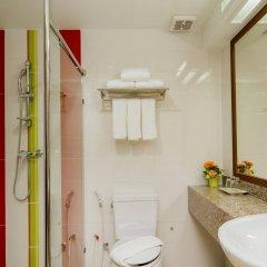 Отель The Win Pattaya ванная фото 2