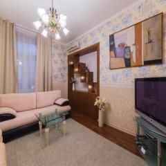 Апартаменты Кварт Апартаменты на Тверской Москва комната для гостей фото 4