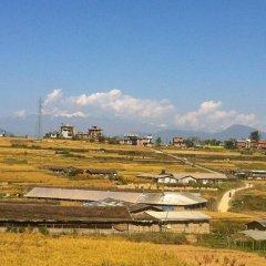 Отель Homestay Nepal Непал, Катманду - отзывы, цены и фото номеров - забронировать отель Homestay Nepal онлайн балкон