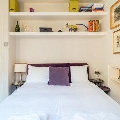Отель Elegant Home near Kensington High Street Великобритания, Лондон - отзывы, цены и фото номеров - забронировать отель Elegant Home near Kensington High Street онлайн комната для гостей фото 3