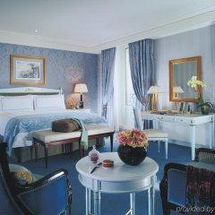 Отель Four Seasons Hotel Geneva Швейцария, Женева - отзывы, цены и фото номеров - забронировать отель Four Seasons Hotel Geneva онлайн комната для гостей фото 2