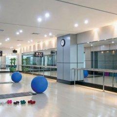 The Pavilion Hotel Shenzhen фитнесс-зал фото 3