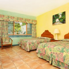 Отель Doctors Cave Beach Hotel Ямайка, Монтего-Бей - отзывы, цены и фото номеров - забронировать отель Doctors Cave Beach Hotel онлайн комната для гостей