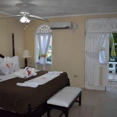 Отель Franklyn D. Resort & Spa All Inclusive Ямайка, Ранавей-Бей - отзывы, цены и фото номеров - забронировать отель Franklyn D. Resort & Spa All Inclusive онлайн комната для гостей фото 3