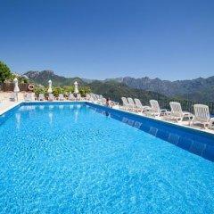 Hotel Graal Равелло бассейн фото 2