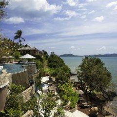 Отель The Westin Siray Bay Resort & Spa, Phuket Таиланд, Пхукет - отзывы, цены и фото номеров - забронировать отель The Westin Siray Bay Resort & Spa, Phuket онлайн пляж