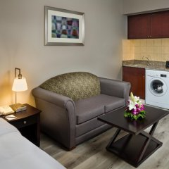 Апартаменты Savoy Crest Apartments Дубай комната для гостей фото 4