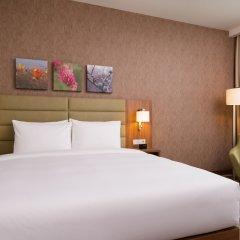 Гостиница Хилтон Гарден Инн Оренбург в Оренбурге 6 отзывов об отеле, цены и фото номеров - забронировать гостиницу Хилтон Гарден Инн Оренбург онлайн комната для гостей