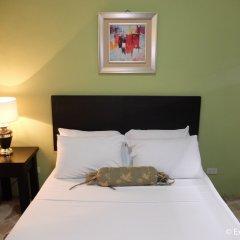 Отель DM Residente Resort Филиппины, Пампанга - отзывы, цены и фото номеров - забронировать отель DM Residente Resort онлайн комната для гостей фото 4