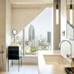 Отель Solitaire Bangkok Sukhumvit 11 ванная