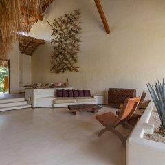 Отель Las Palmas Resort & Beach Club спа