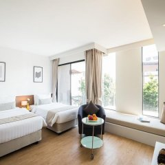 Aster Hotel And Residence 4* Студия Делюкс