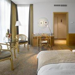 Отель K+K Hotel Fenix Чехия, Прага - 4 отзыва об отеле, цены и фото номеров - забронировать отель K+K Hotel Fenix онлайн комната для гостей фото 3