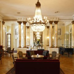 Hotel Bellevue Palace Bern интерьер отеля
