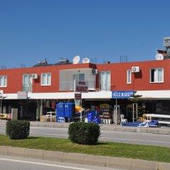 Oguz Apart Турция, Сиде - отзывы, цены и фото номеров - забронировать отель Oguz Apart онлайн вид на фасад