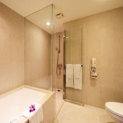 Отель City Lake Hotel Taipei Тайвань, Тайбэй - отзывы, цены и фото номеров - забронировать отель City Lake Hotel Taipei онлайн ванная фото 2