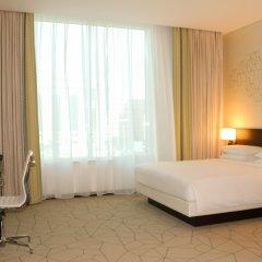 Отель Hyatt Place Dubai Baniyas Square комната для гостей фото 2