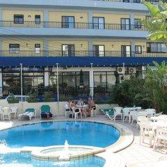 Отель Sea View Буджибба бассейн фото 2