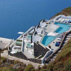Отель Grace Santorini Греция, Остров Санторини - отзывы, цены и фото номеров - забронировать отель Grace Santorini онлайн пляж фото 2