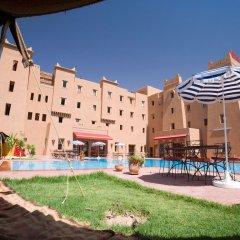 Отель ibis Ouarzazate Centre Марокко, Уарзазат - отзывы, цены и фото номеров - забронировать отель ibis Ouarzazate Centre онлайн бассейн фото 3