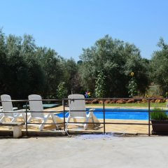 Отель Villa With 2 Bedrooms in Floridia, With Private Pool, Enclosed Garden and Wifi - 12 km From the Beach Флорида фото 5