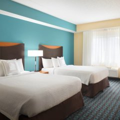 Отель Fairfield Inn And Suites By Marriott Mall Of America Блумингтон комната для гостей фото 2