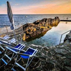 Hotel Esperia Генуя пляж фото 2