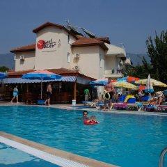 Tolay Hotel Турция, Олудениз - отзывы, цены и фото номеров - забронировать отель Tolay Hotel онлайн бассейн фото 2