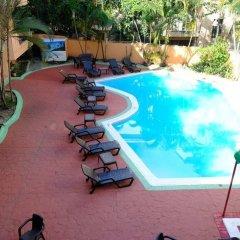 Отель Calypso Beach Доминикана, Бока Чика - отзывы, цены и фото номеров - забронировать отель Calypso Beach онлайн бассейн фото 3